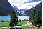 Lake Louise, Alberta, Canada - Summer